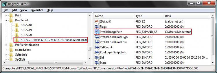 User Profile Service failed the logon. User profile cannot be loaded.-sid_reg.jpg