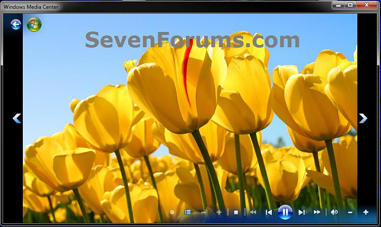 Windows Media Center - Play Slide Show - Create Shortcut-slide_show.jpg