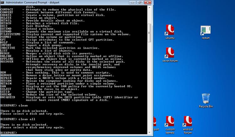 USB Windows 7 Installation Key Drive - Create-ele.prompt.png