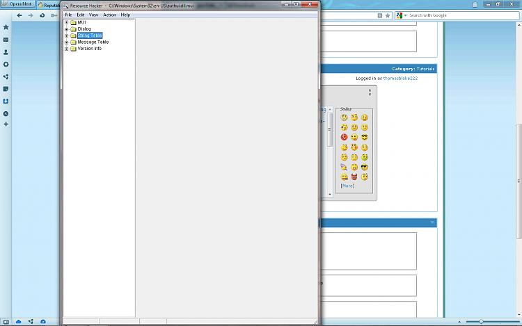 Log On Screen - Change Font-step-1.png