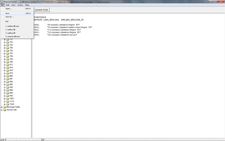 Log On Screen - Change Font-step-7.png