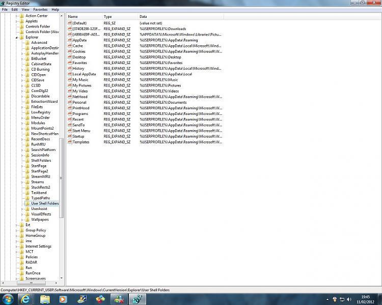 User Folders - Restore Default Location-regedit-user-shell-folders.jpg