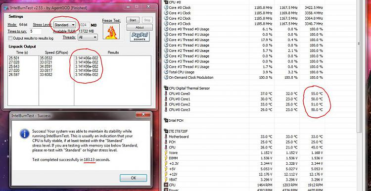 CPU - Stress Test Using IntelBurnTest-14.jpg