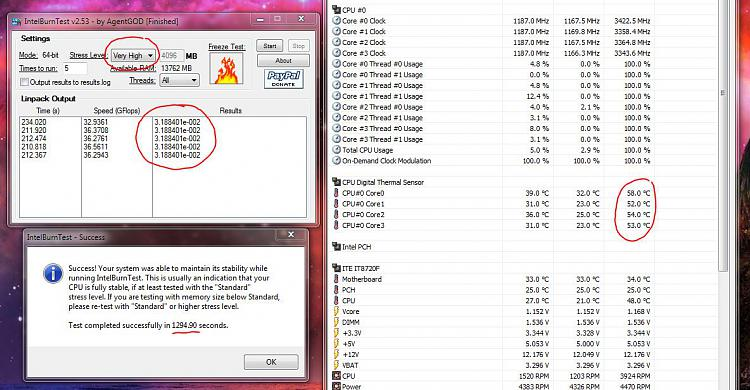CPU - Stress Test Using IntelBurnTest-16.jpg