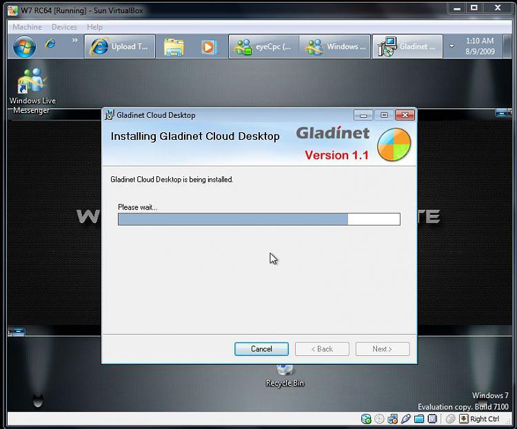 SkyDrive - Upload to from Windows 7 Desktop-gladinet-usb-7.jpg
