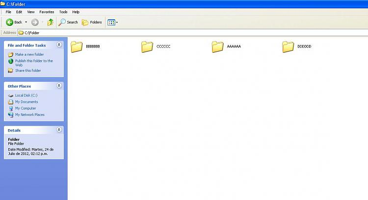 Windows Explorer Auto Arrange - Disable-two.jpg