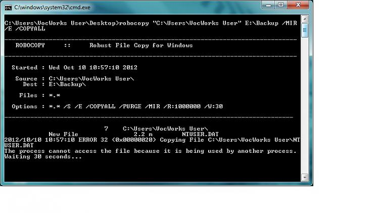 ROBOCOPY - Create Backup Script-error.jpg