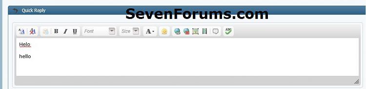 Internet Explorer 10 (IE10) Spelling Correction - Enable or Disable-highlight-sf.jpg