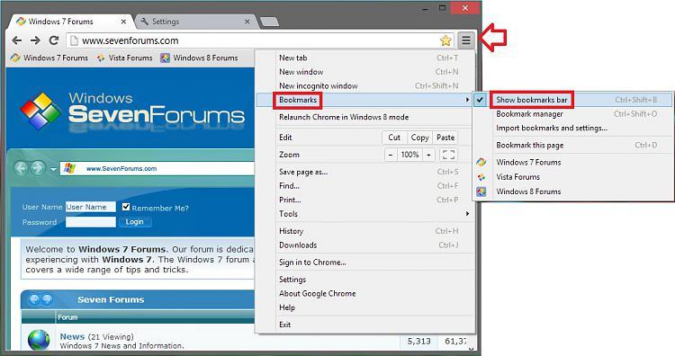 Chrome Browser - Turn Bookmarks Bar On or Off-bookmarks.jpg