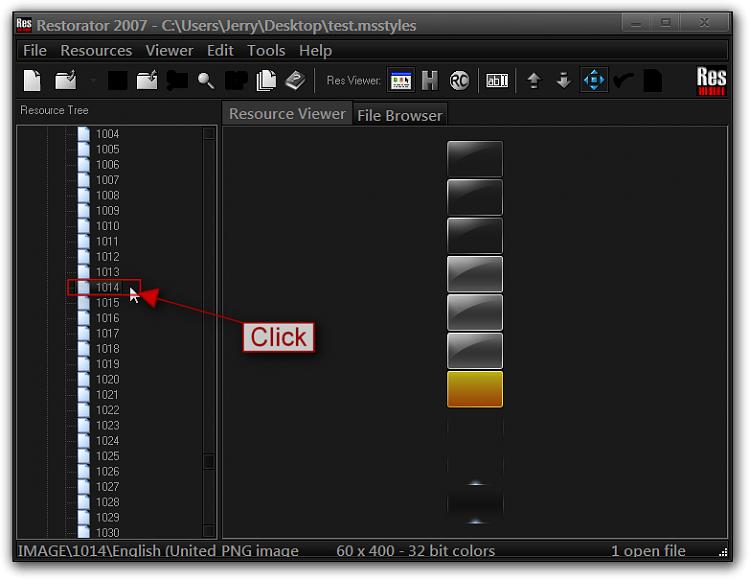 Taskbar Button: Change Color of Orange Flashing Button-5.png