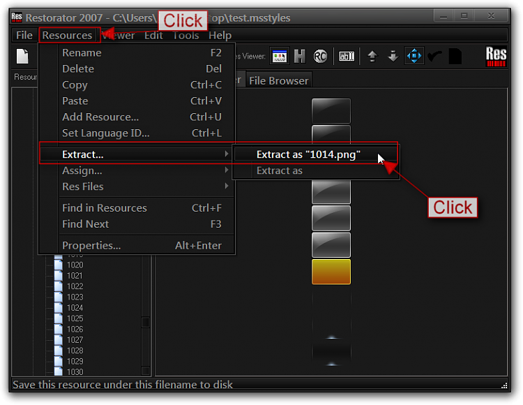 Taskbar Button: Change Color of Orange Flashing Button-6.png