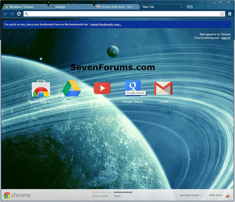 Google Chrome Browser - Applying a Theme-new_tab.jpg
