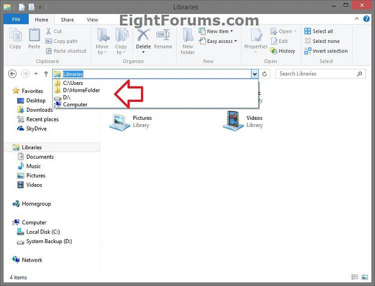Windows Explorer Auto Suggest - Delete Typed Paths-file_explorer_address_history.jpg