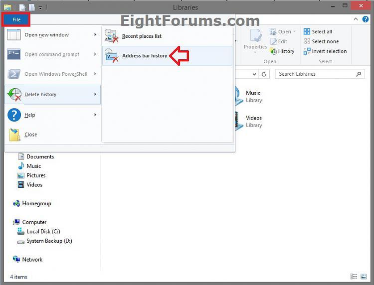Windows Explorer Auto Suggest - Delete Typed Paths-file_explorer_address_history-2.jpg
