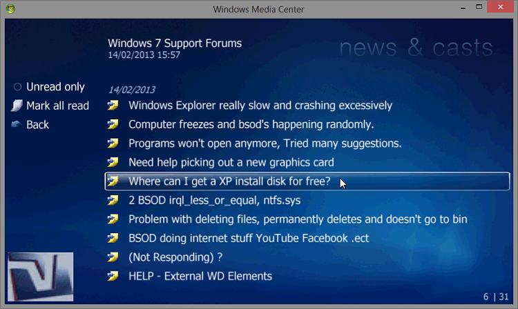 Windows Media Center - RSS Feeds - Setup to Read-wmc_rss_10.png