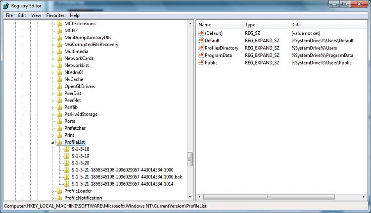 User Profile Folder - Change User Account Folder Name-pic1.png