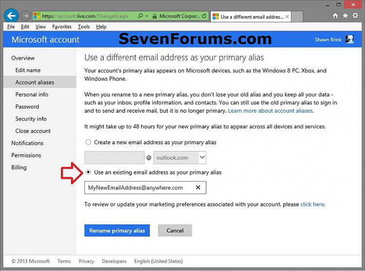 Microsoft Account Primary Alias Email Address - Change-microsoft_account_change_primary_alias-6.jpg