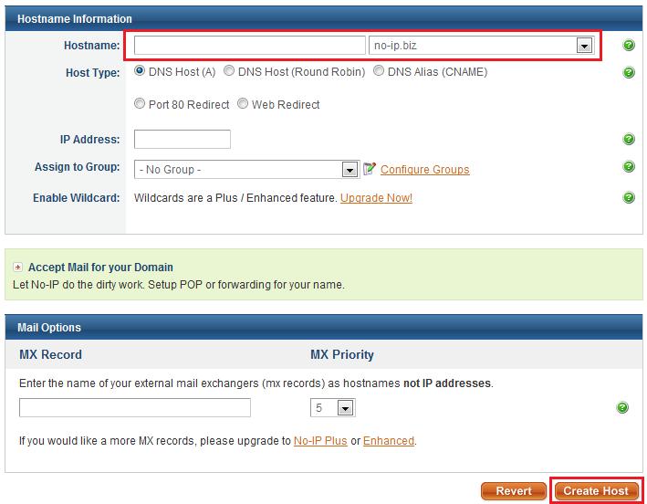 Host a Website - IIS7.5-enter-details.png