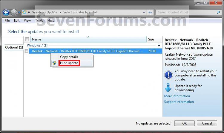 Windows Update - Hide or Restore Hidden Updates-step2.jpg