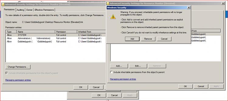 Elevated Program Shortcut - Create for Standard User-5-secwarninggobble.png