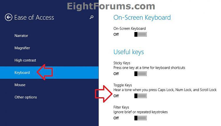 how to turn windows key back on