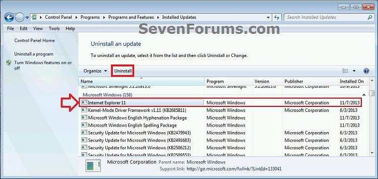 Internet Explorer 11 - Uninstall in Windows 7-uninstall_ie11_from_w7_installed_updates-1.jpg