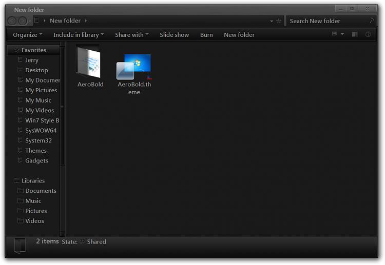 Enabling Custom Themes - Windows 7-new-folder.png