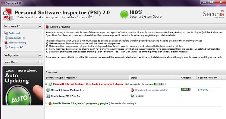 Internet Explorer 11 - Uninstall in Windows 7-secunia-pix1.png