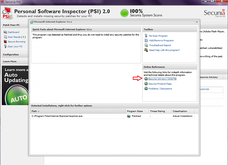 Internet Explorer 11 - Uninstall in Windows 7-secunia-pix2.png