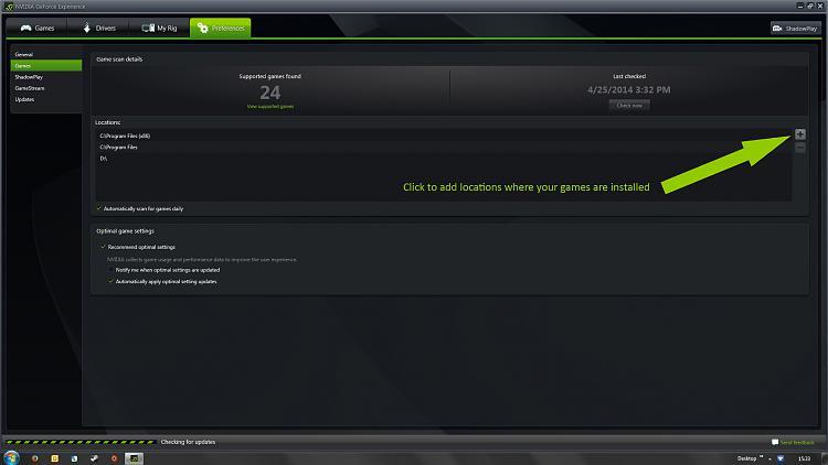 NVIDIA GeForce Experience: A Beginner's Guide-scanforgameslocation_zps4badd5fe.jpg