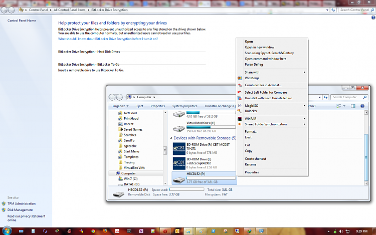 BitLocker Drive Encryption - BitLocker To Go - Turn On or Off-no-bitlocker-option-right-click-context-menu.png