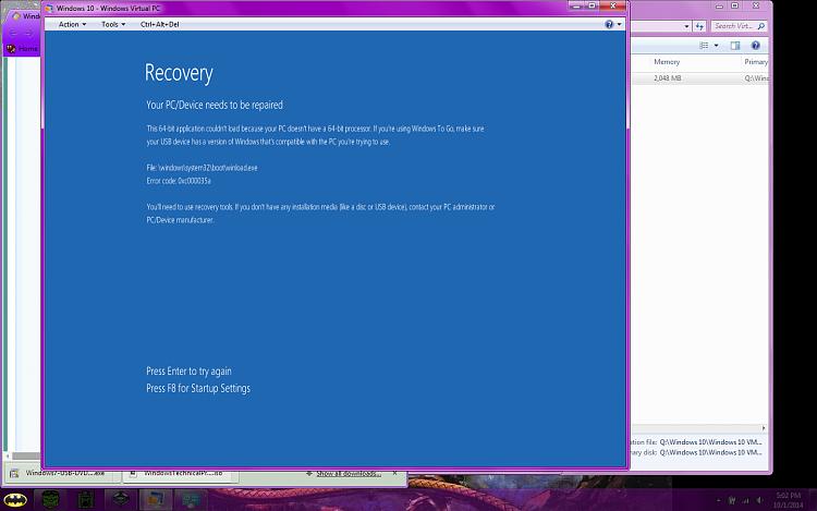 Windows Virtual PC - Create Virtual Machine-recover.png