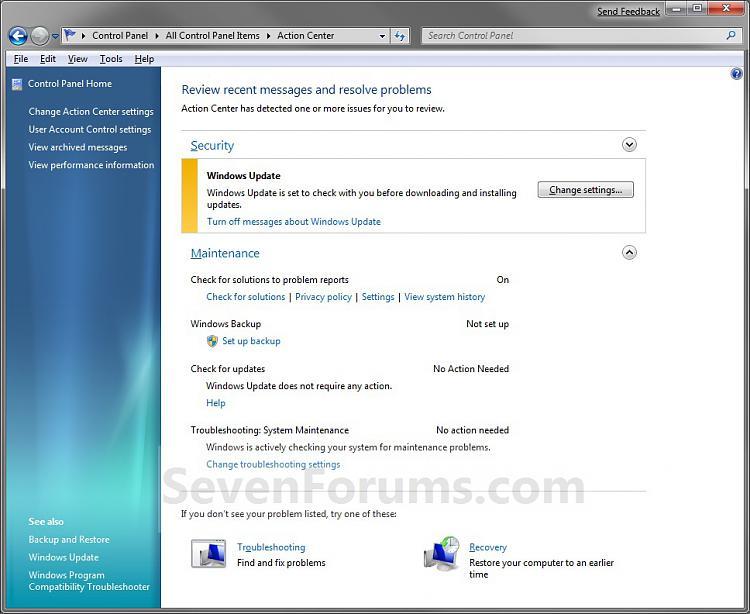 Action Center - Change Message Settings-windows_solution_center.jpg