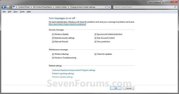 Action Center - Change Message Settings-message_settings.jpg