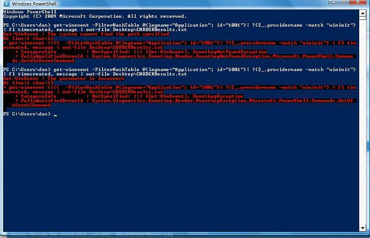 Check Disk (chkdsk) - Read Event Viewer Log-vista-chdkproblem.jpg