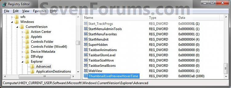 Taskbar Thumbnail Live Preview - Change Delay Time-reg3.jpg