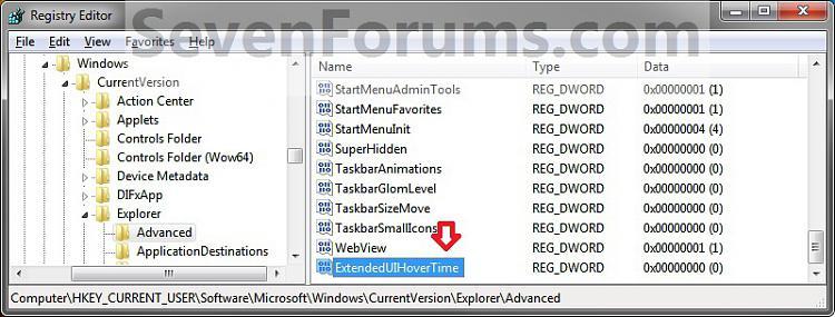 Taskbar Thumbnail Previews - Change Delay Time-reg2.jpg