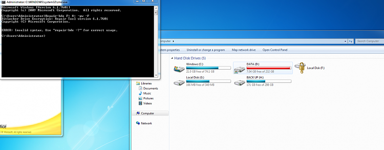 BitLocker Drive Encryption - Unlock a Locked Data or Removable Drive-error.png