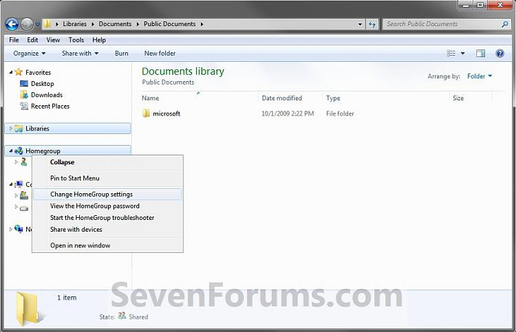 Homegroup Password - View or Print-homegroup_menu.jpg