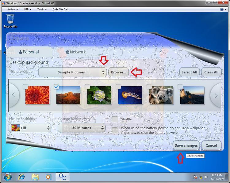 Desktop Background Wallpaper - Change in Windows 7 Starter-program3.jpg