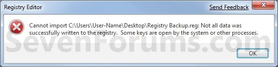 Registry - Backup and Restore-error.jpg