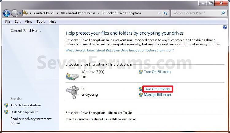BitLocker Drive Encryption - Internal Data Hard Drives - Turn On or Off-off-1.jpg