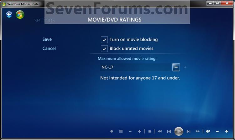 Windows Media Center Parental Controls - Setup and Use-movie-dvd1.jpg