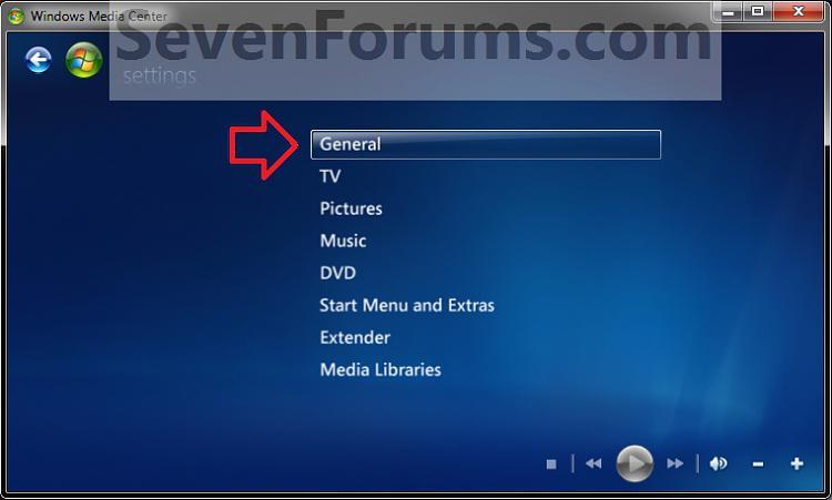 Windows Media Center Parental Controls - Reset-step2.jpg