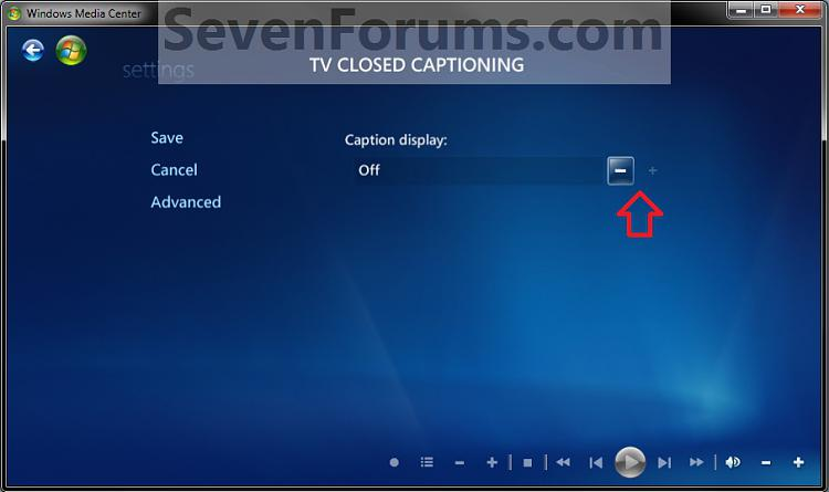Windows Media Center Closed Captions - Turn On or Off-step4c.jpg