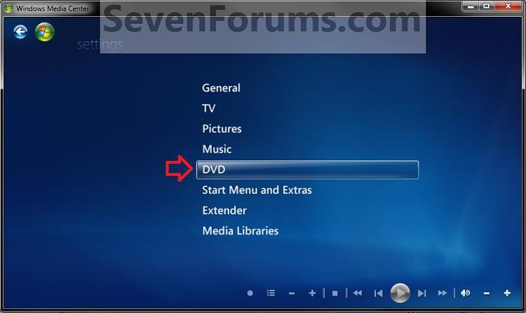 Windows Media Center DVD Subtitles - Turn On or Off-dvd1.jpg