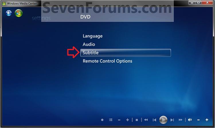 Windows Media Center DVD Subtitles - Turn On or Off-dvd2.jpg