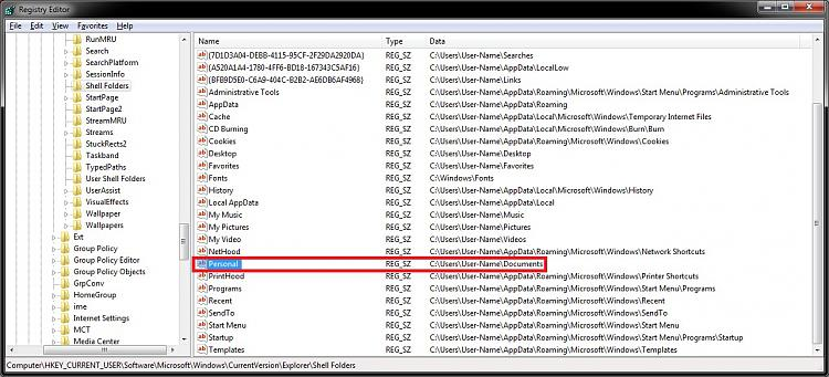 User Folders - Restore Default Location-shell_folders.jpg