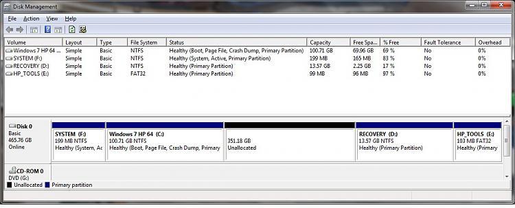 Convert a Dynamic Disk to a Basic Disk-mydisk.jpg