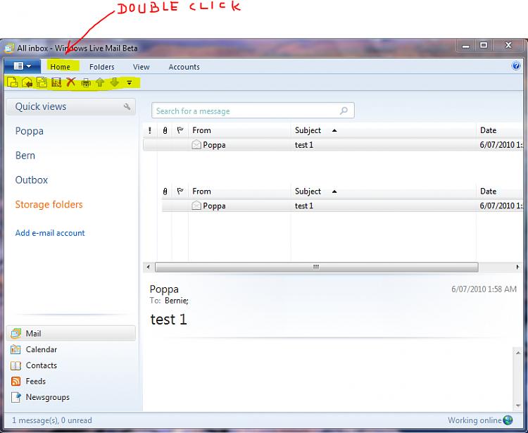 Windows Mail-hide-access-bar.png